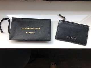 Hang Ten card wallet