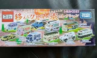 Brand new Tomica Lotus 21 let's move city series