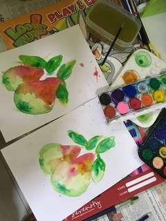 Art class For Kids