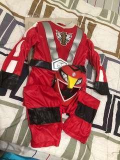 Power Rangers RPM Costume