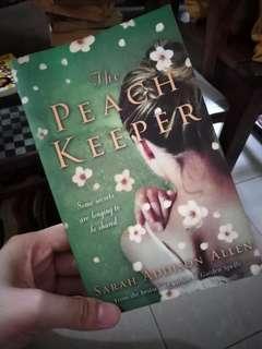Peach Keeper by Sarah Addison Allen