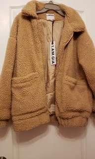 I AM GIA * BNWT * PIXIE COAT XS