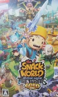 Switch snack world