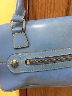 Tommy Hilfiger blue small shoulder bag