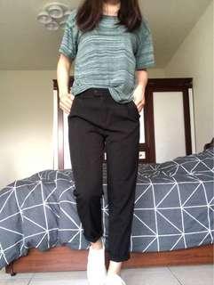 休閒西裝褲老爺褲(現貨)