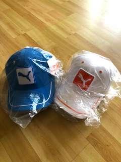 Puma Sports Caps