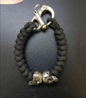 *URGENT TO SELL* Paracord keychain