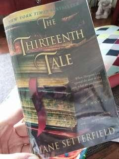 The Thirtheenth Tale by Diane Setterfield