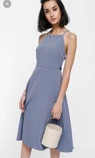 Love Bonito quanne tie back dress