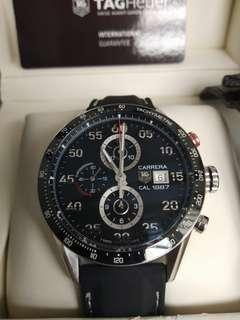 TAG HEUER Carrera Calibre 1887 Chronograph 43mm Automatic
