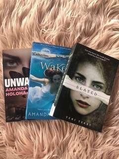 3x YA Books