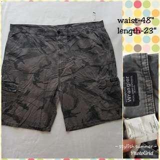 Plus size shorts for men