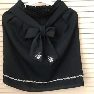 深藍半截裙日本品牌LODISPOTTO