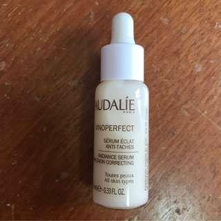 10ml CAUDALIE Vinoperfect Radiance Serum Complexion Correcting