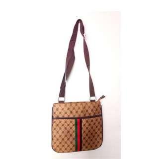 SALE Gucci Adjustable Sling Shoulder Bag