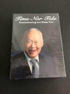 Lee Kuan Yew - time Nor tide dvd