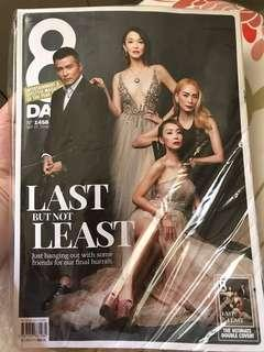 Last issue of 8 days!