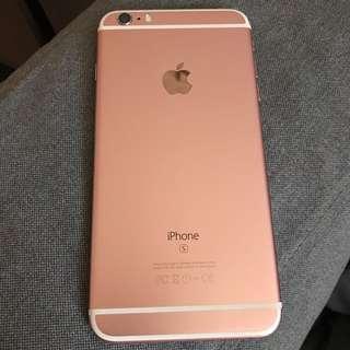 已降價* Iphone6s 64gb Rose Gold 玫瑰金