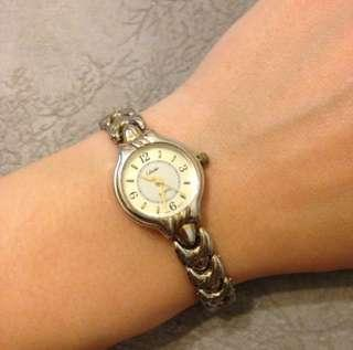 古董手錶 古著 vintage 美國 collezio 女性鍊錶
