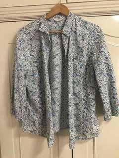Marks and Spencer blouse size 14