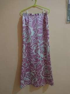 Dilara Satin Skirt Size S