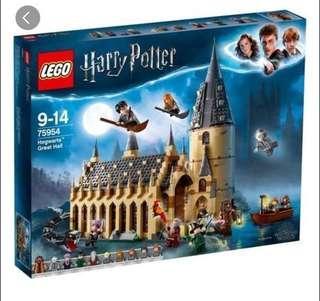 Lego 75954 hogwart great hall Harry Potter