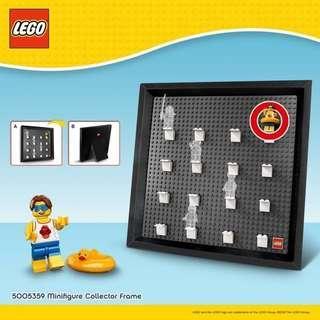 Lego 5005359 minifigures collector frame