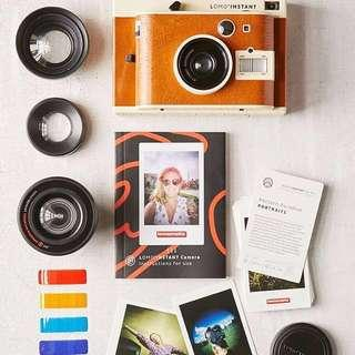 Lomography Lomo'Instant Camera Sanremo Edition