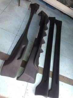 Body kits for hyundai eon