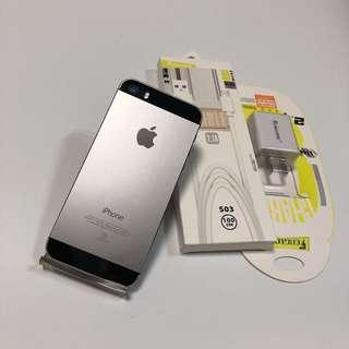 second hand IPhone 5S 16G Gray