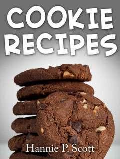 (Ebook) Cookie Recipes: Hannie P. Scott