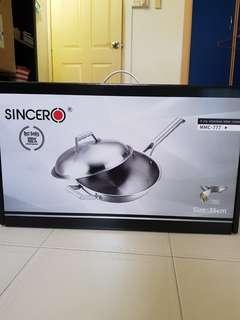 BNIB Stainless Steel Cooking Pan