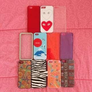 iPhone 5/5s/SE Case Bundle