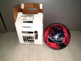 Brand new Global Hook 13lbs bowling ball