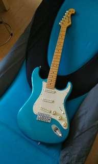 TAGIMA TG 530 Electric Guitar + jam buddy  dual channel 2x4w pedal guitar amp
