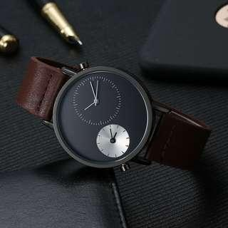 Tomi Dual Time Watch