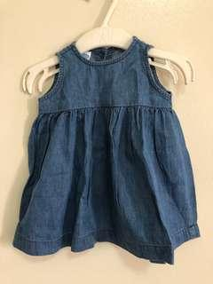 Crib Couture Denim Dress