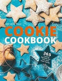 (Ebook) Cookie Cookbook by Adriano Rizzi