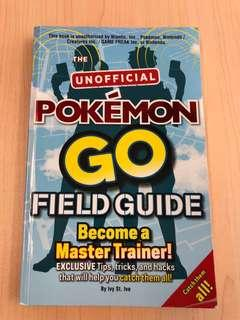 "Pokemon Go Field Guide ""Become a Master Trainer"""