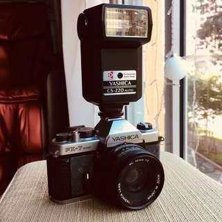 Yashica FX-7 vintage camera