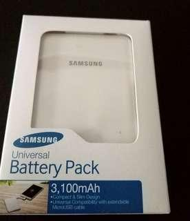 Universal Samsung battery pack