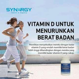 Vitamin D untuk Menurunkan Berat Badan