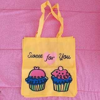 Forever21 Cupcake Tote Bag