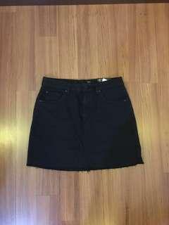 Factorie denim skirt #seppayday