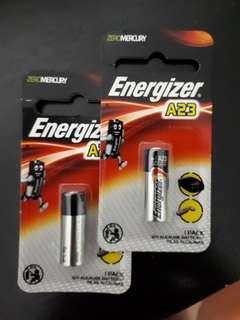 Energiser A23 Batteries