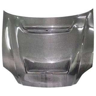 Honda EK99 Js Racing Front Hood/Bonnet CF (CarbonFibre)