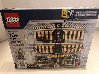 LEGO 10211 GRAND EMPORIUM  - Retired set