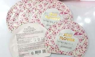 Face Mask - Jeju Cherry Blossom