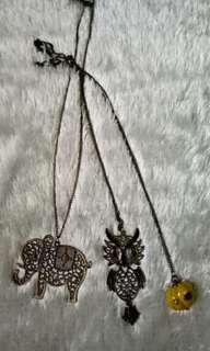 Necklace take all