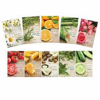 Nature Republic Masks